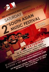 2nd Concert - Sept 10th, 2011