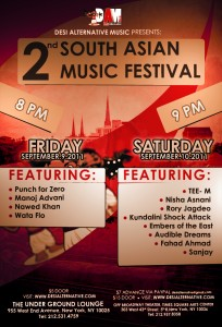 2nd South Asian Music Festival