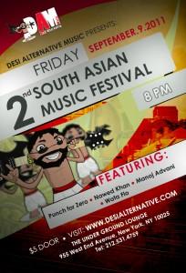 1st Concert - Sept 9th, 2011